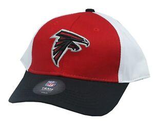 Atlanta Falcons Official NFL Apparel Toddler (2-4) OSFM Adjustable Hat Cap New