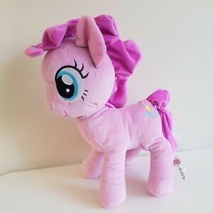 My Little Pony Pinkie Pie Pink Plush Toy soft plush Hasbro 2016 Approx 30cm