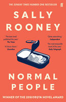 Normal People by Sally Rooney - Bestselling Book - Paperback