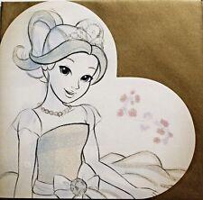 Gem Fairies blank card, Birthday, say thank you, good luck, congratulations etc