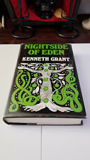New listing 1977 1st. ed - Nightside Of Eden by Kenneth Grant - Occult Book, Magick Grimoire