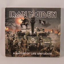 =IRON MAIDEN A Matter Of Life And Death (CD Digipak 2006 Sanctuary)06076-84768-2