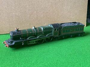 Vintage Hornby Dublo Railways Cardiff Castle Locomotive OO Gauge 2 Rail 4075