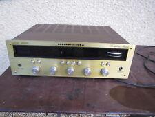 ancien Rare ampli tuner vintage Marantz 2220 hi-fi design