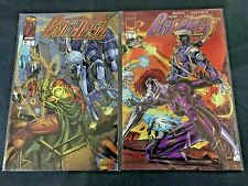 BACKLASH 16-25 - 10 issue run - IMAGE Comics - 1996 - Near Mint