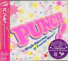 PUNCH! - T.A.T.U. , ASHANTI,BLINK 182,DO - Japan CD NEW