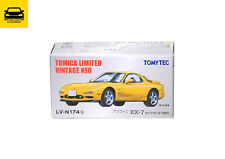 Tomica Limited Vintage NEO LV-N174b MAZDA Efini RX-7 Type R 1/64 TOMY NEW Yellow
