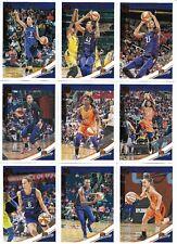 2019 DONRUSS WNBA BASKETBALL PHOENIX MERCURY TEAM SET 11 CARDS TAURASI GRINER