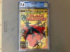 Jungle Action #8--CGC 7.5--Origin of the Black Panther!