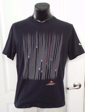 Puma Red Bull Racing Formula One Team Tour Blue T Shirt XL Retro Rare