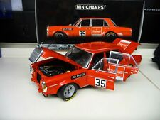 1:18 Minichamps Mercedes 300 SEL 6.8 Hockenheim #35 NEU NEW