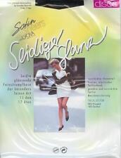 feine Strumpfhose mit Satin-Glanz, transparent-15den, schwarz, 38-40  *disee*