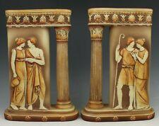 Schafer & Vater pair of vases #133 WorldWide