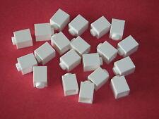 Lego 20 Briques blanches 1x1 Neuves / New white bricks 1x1 REF 3005