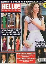 PRINCE WILLIAM & KATE FASHION LEON MAX BECKMAN PRESSLY INDIA HICKS GORDON RAMSAY
