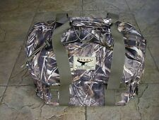 Avery Greenhead Gear GHG Duck Floating Blind Bag Realtree MAX 5 Camo AWE Logo