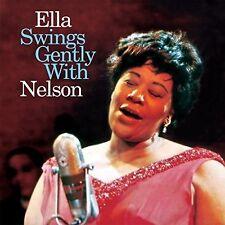 Ella Fitzgerald - Ella Swings Gently with Nelson [New CD] UK - Import