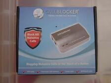 Cpr Telephone Call Blocker - Blocks All Nuisance Phone Calls! w/ Adapter Kit