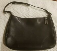 Coach Black leather Purse, Handbag Pre Owned