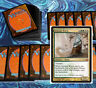 mtg GREEN WHITE SELESNYA RAMP PIONEER DECK Magic the Gathering rares shalai