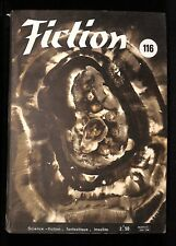 REVUE  FICTION  N°  116- 1963  - COMME NEUF/ NEUF - - NON LU -