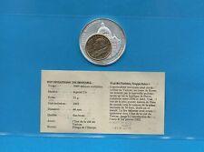 Médaille Vatican Cathédrale Saint-Pierre avec une monnaie de 100 Lire