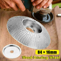 3.3'' Carbide Wood Sanding Carving Shaping Disc For Angle Grinder Grinding Wheel