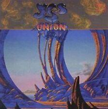 Yes Union CD 15 Track European Arista 1991