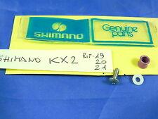 1 NEW Shimano KX2 rollo guía de línea completo, linea rodillo rif. 19 20 21