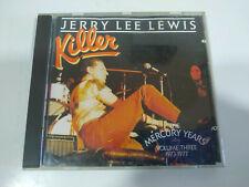 Jerry Lee Lewis Killer The Mercury Years 1973-1977 Volume 3 1989 - CD