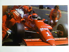 1988 Bobby Rahal Lola Indy Car Print Picture Poster RARE!! Awesome L@@K