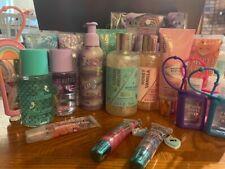 Justice Girls Bath & Body Items Lotion Body Wash Mist Lip Gloss - U Pick