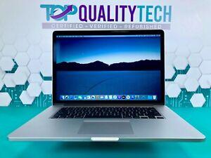 Apple MacBook Pro 15 GRAY / 1TB SSD / 3.4GHz INTEL i7 TURBO / RETINA / WARRANTY