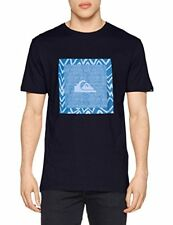 Quiksilver Classicnanospan Byj0 T-shirt Homme Navy Blazer/solid FR M (tai...