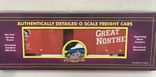 O 2-Rail MTH 20-93184 50' Double Door Boxcar - Great Northern #35442