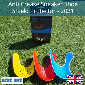 Authentic Sneaker Shoe Shield Anti Crease Trainer Protector Decreaser SOFT INNER