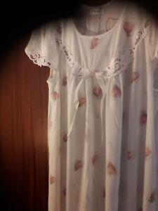 "david nieper nightdress ""tulips""xl"