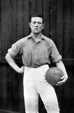 OLD SPORTS PHOTO Football Ca 1895 C Parry Who Played For Everton And Wales