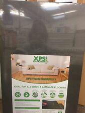 Underlay Wood & Laminate XPS Foam boards 9.76sqm
