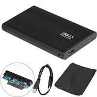 """2.5"""" HDD Case SATA to USB 3.0 Hard Drive Disk SATA External Storage Enclosure"""