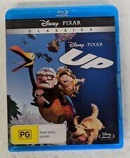 Disney Pixar's UP BLU-RAY 2-DISC REGION B+C oz seller Kids Family