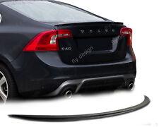 VOLVO S60 Abrisskannte RDesign Slim Autospoiler Bodykit Karosserie rear alettone