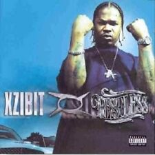 "XZIBIT ""RESTLESS"" CD -------- 16 TITEL -------- NEW+"