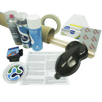 Kit hydrographique carbone ARGENT complet hydrographics hydrographie hydrokit