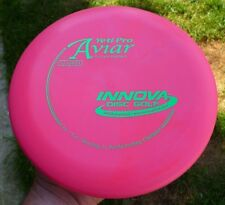 New Oop 3x Yeti Pro Aviar Innova Champion Disc Golf Putter 175g