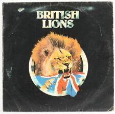 British Lions, British Lions  Vinyl Record *USED*