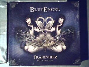 """""""Tranenherz Ltd Édition [CD] Blutengel"""""""