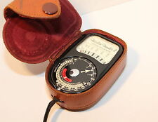 Weston Master II Analogue Photography Light Meters