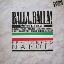 FRANCESCO NAPOLI - BALLA...BALLA  -  LP
