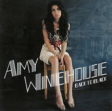 AMY WINEHOUSE : BACK TO BLACK / CD - TOP-ZUSTAND
